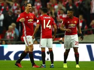 Manchester United Juara Piala Liga Inggris