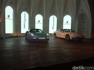 Ini Profil Porsche 718 Cayman dan Panamera yang Baru Diluncurkan