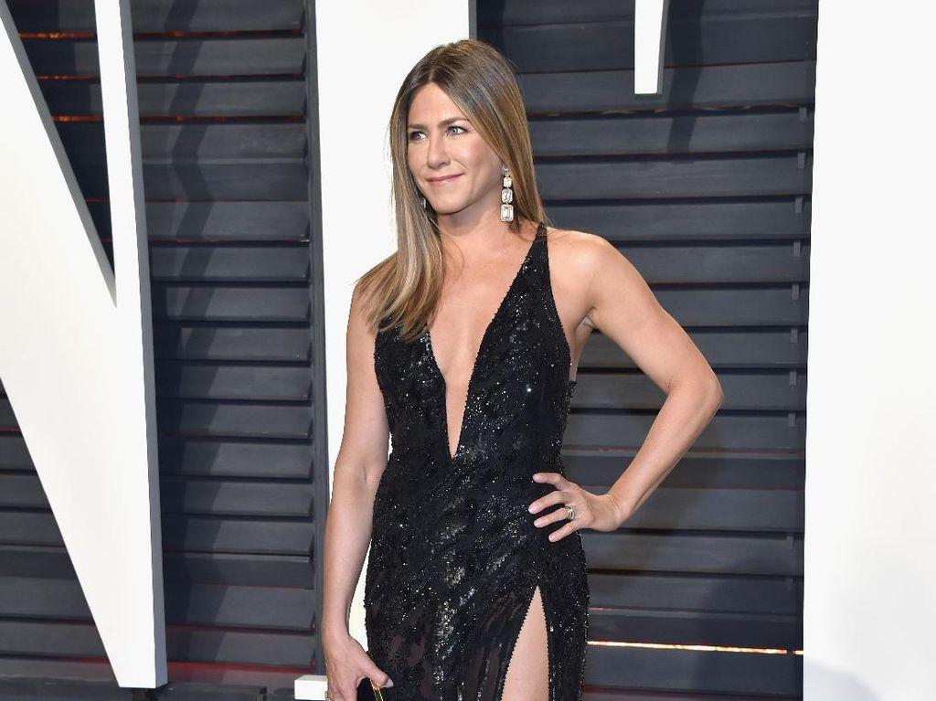 Jennifer Aniston Pertama Masuk Nominasi Emmy Awards Aktris Terbaik