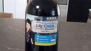 Bagikan Botol Anggur Saat Kampanye, Caleg Australia ini Disorot