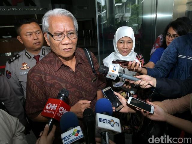 Pansel MK Telusuri Rekam Jejak Pengganti Patrialis