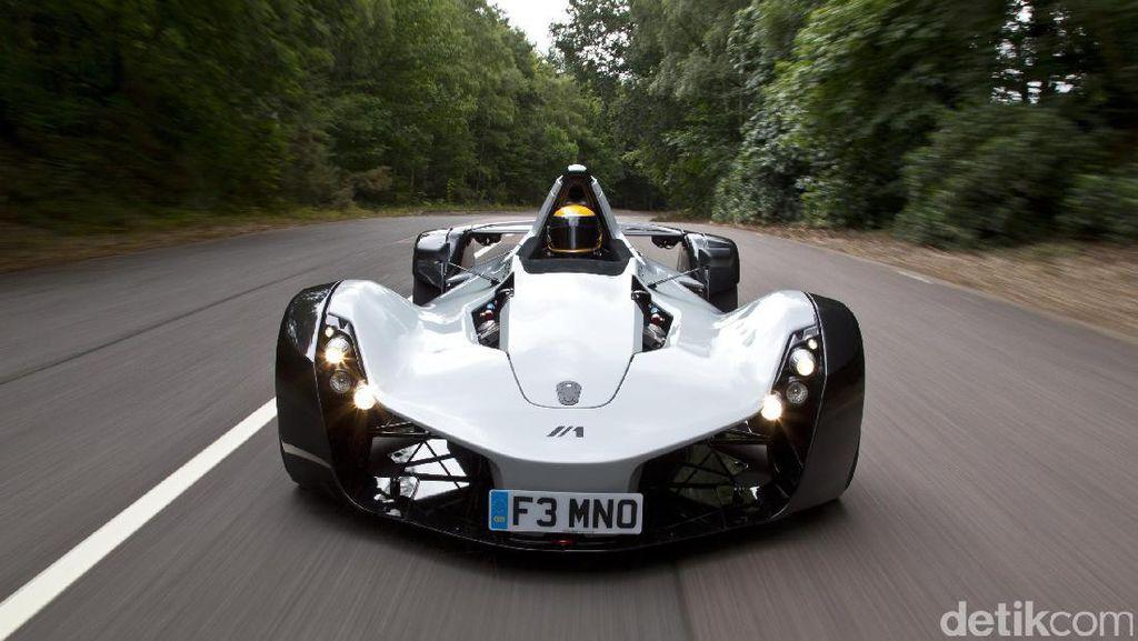 Inggris Siapkan Pesaing LaFerrari, Porsche 918, dan McLaren P1