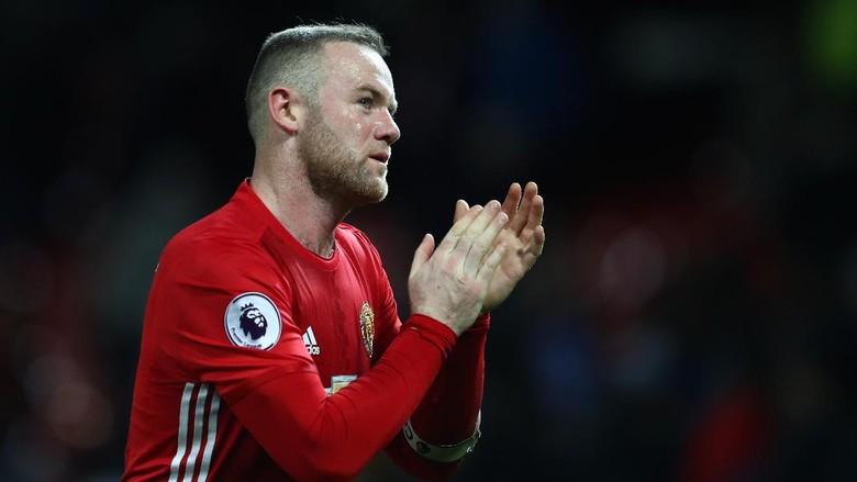 Mourinho Tak Kuasa Halangi Rooney Pulang ke Everton