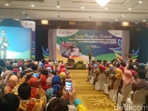 Jokowi ke Menkes: Saya Tidak Terima Ada Gizi Buruk di Negara Ini