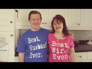 So Sweet! Kisah Pasangan Down Syndrome yang Sudah Menikah 22 Tahun