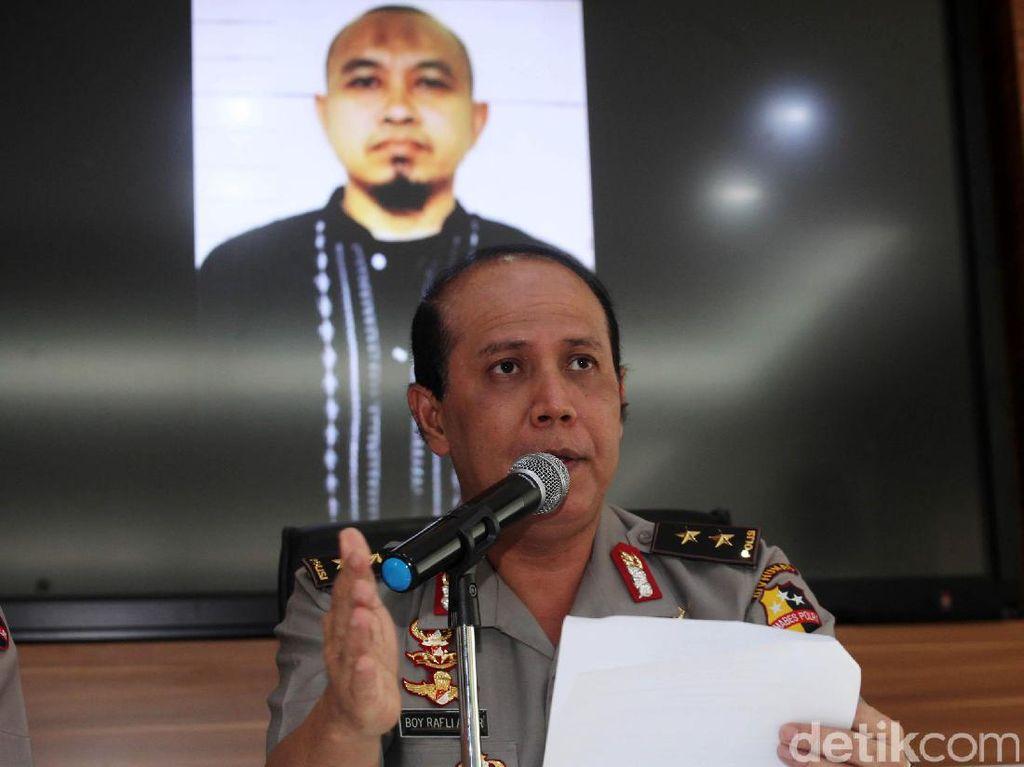 Polri Jelaskan Teror Bom Panci di Bandung