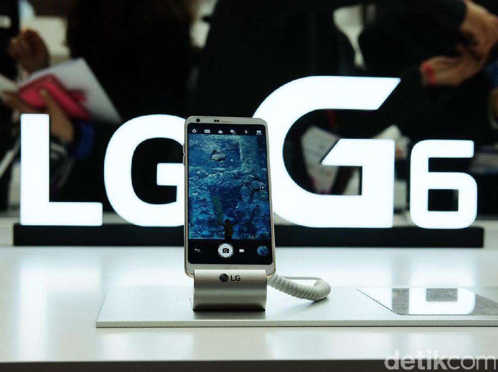 255 Hari Tanpa Update Android Pie, LG?