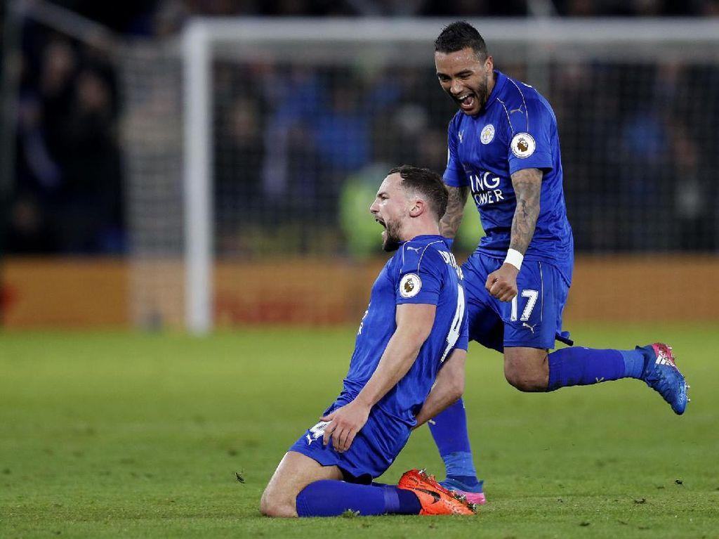 Kemenangan Leicester Semata-mata Pengaruh Pemain, Bukan Sulap Shakespeare
