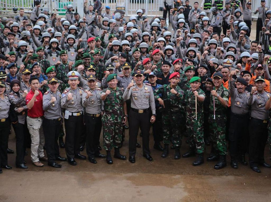 Begini Pengamanan Raja Salman Selama di Indonesia