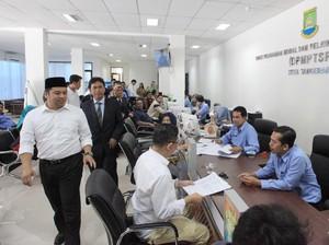 Pemkot Tangerang Resmikan Pelayanan Terpadu Satu Pintu