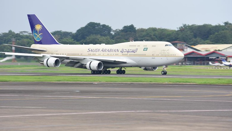 Raja Salman akan Datang, Penerbangan di Bali Delay Besok Malam