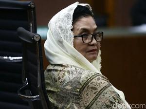 Hakim Tolak Eksepsi Siti Fadilah Supari