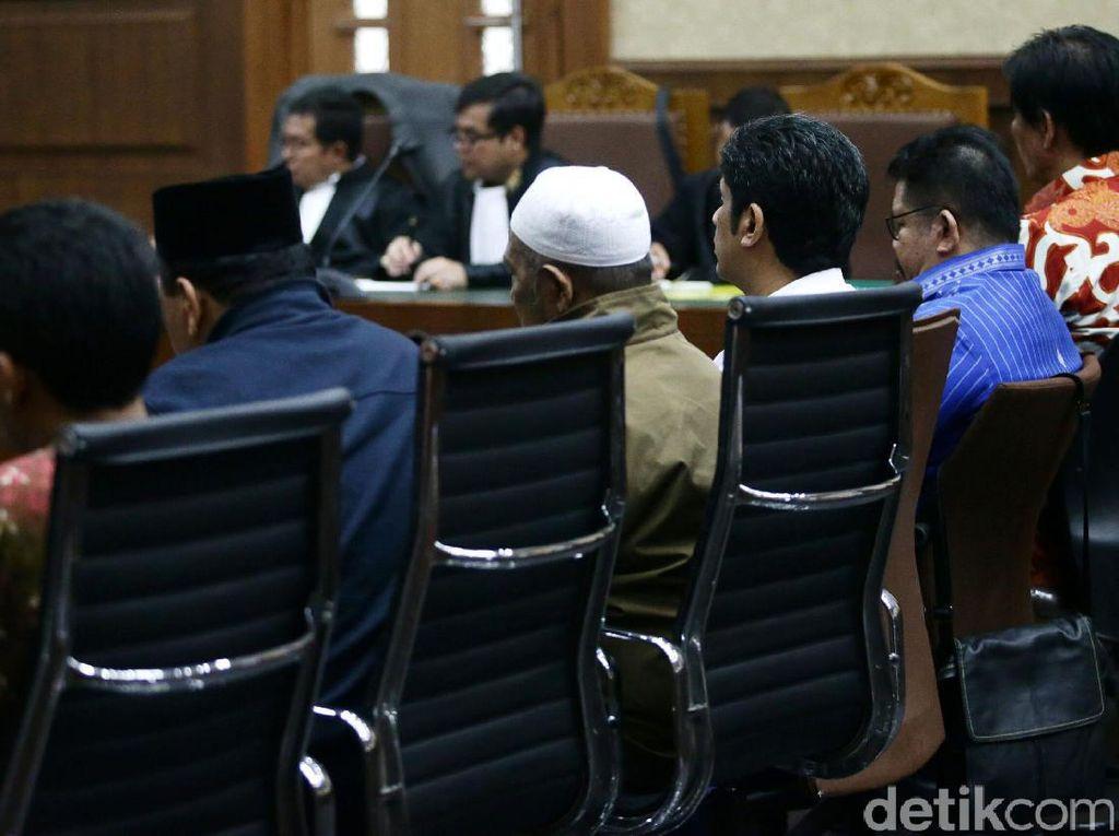 7 Anggota DPRD Sumut Divonis 4 Tahun Penjara