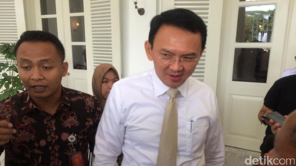 Ahok: MRT Bundaran HI-Ancol Selesai 2018