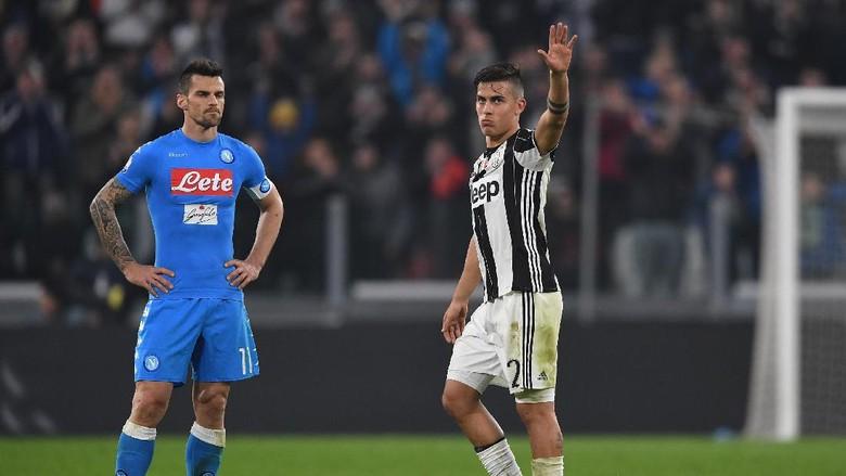 """""""Bandar Bola - Juventus Dilarang Untuk Remehkan Napoli Di Leg II"""""""