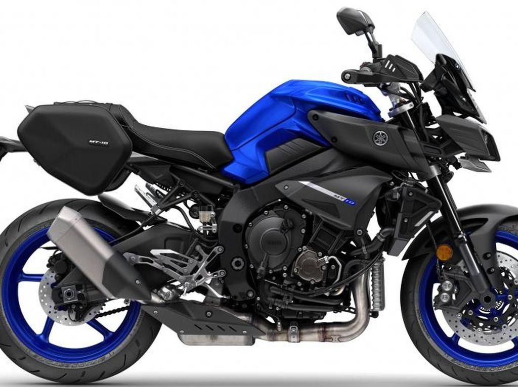 Yamaha MT-10 Tourer Edition Makin Bengis