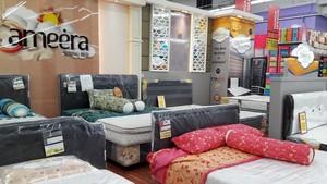 Transmart dan Carrefour Kenalkan Matras Vacuum di Gelaran Home Fair