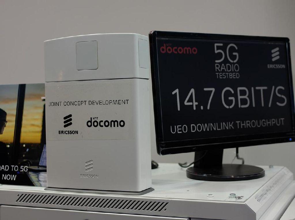 Ericsson: Setelah 5G Datang, Jaringan 4G Masih Akan Dominan