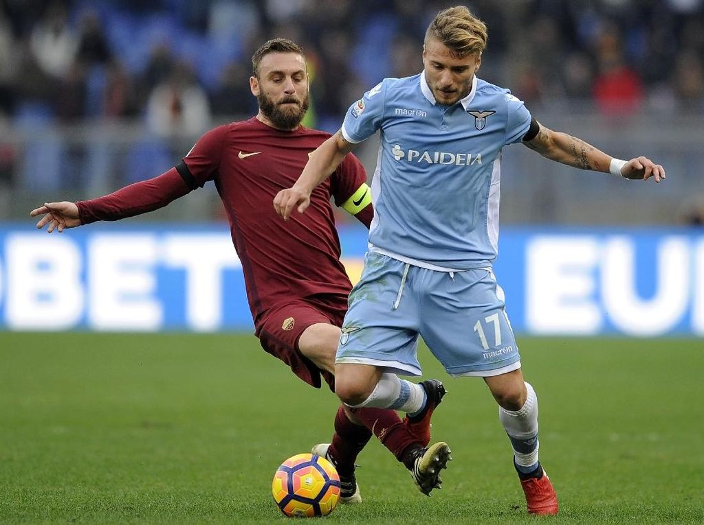 Waktunya Derby Panas Kota Roma