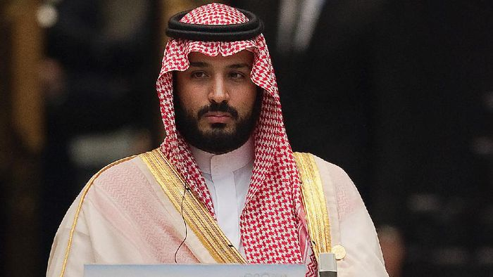 Pangeran Mohammed bin Salman (Getty Images/independent.co.uk)
