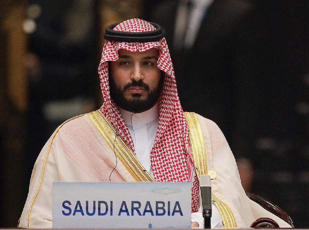 Ini Putra Mahkota Saudi yang Pimpin Penangkapan 11 Pangeran