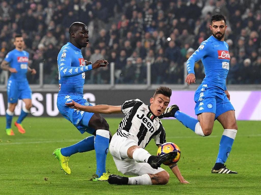 Pekan Seru di Italia: Juventus Vs Napoli dan Derby Roma
