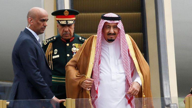 Raja Salman akan Berpidato di DPR Hari Ini