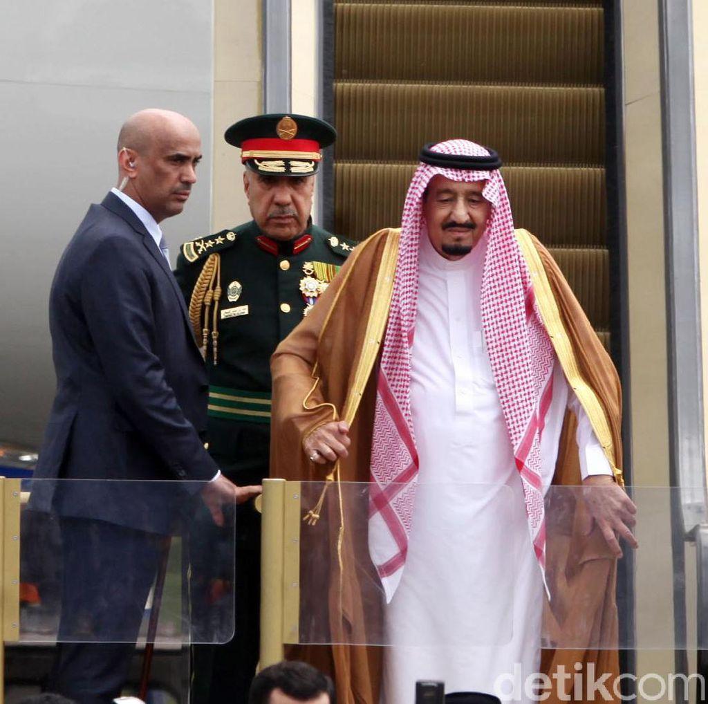 Liburan Raja Salman di Bali Diperpanjang 3 Hari