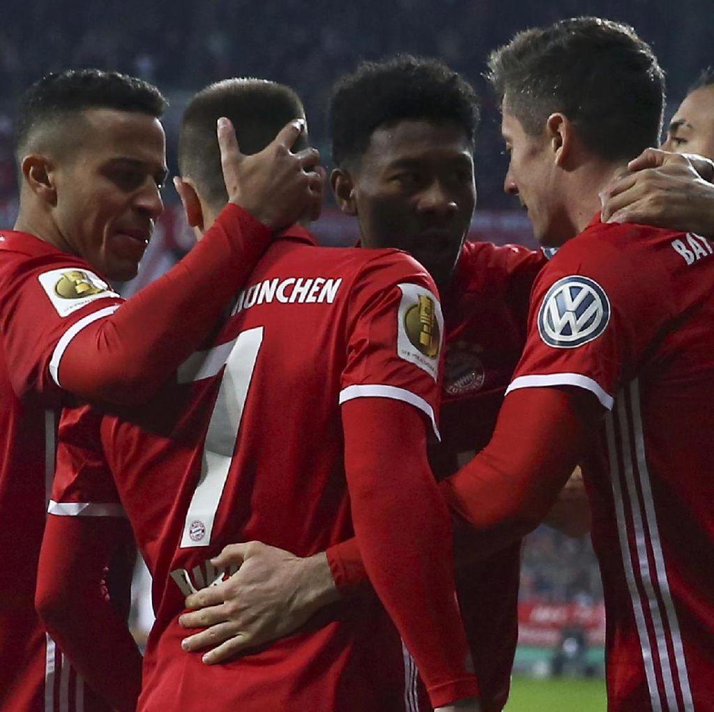 April yang Menentukan untuk Bayern