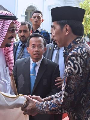 Harga Kamar Hotel Raja Salman di Jakarta Bisa Rp 150 Juta Semalam