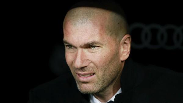 Zidane: Setelah <I>El Clasico</I> pun Masih ada Enam Laga Lain