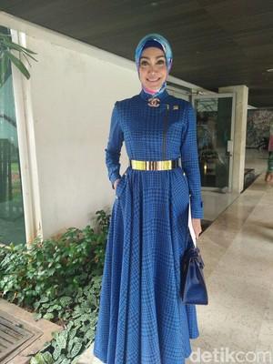 Venna Melinda Merinding, Okky Asokawati Senang Raja Salman ke DPR