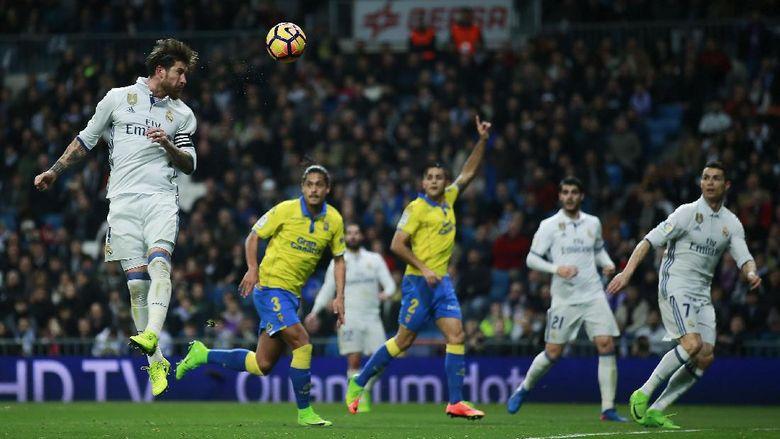 """Bandar Bola - Ramos: Satu Poin Sangatlah Berharga Untuk Madrid"""
