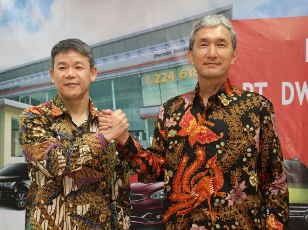 Pimpinan Baru Mitsubishi Indonesia