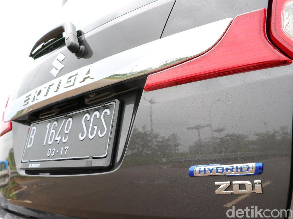 Soal Ertiga Baru, Suzuki: Segar Banget!