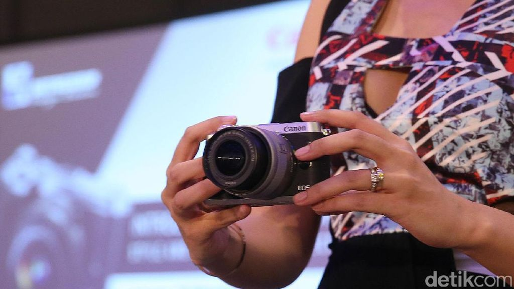 Canon Rilis Mirrorles Gaya Retro M6