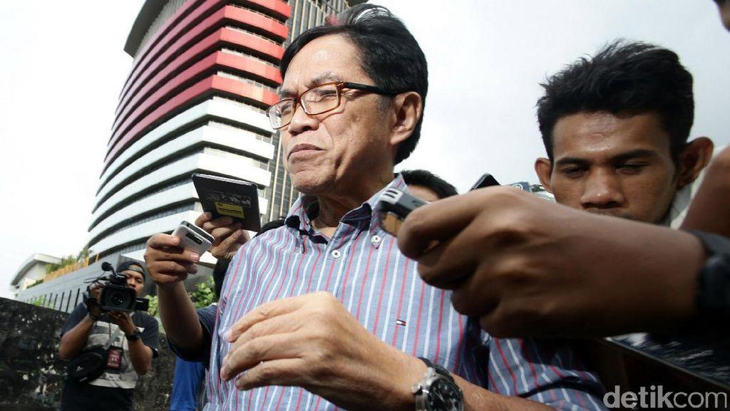 Eks Direktur Teknik Garuda Indonesia Diperiksa KPK