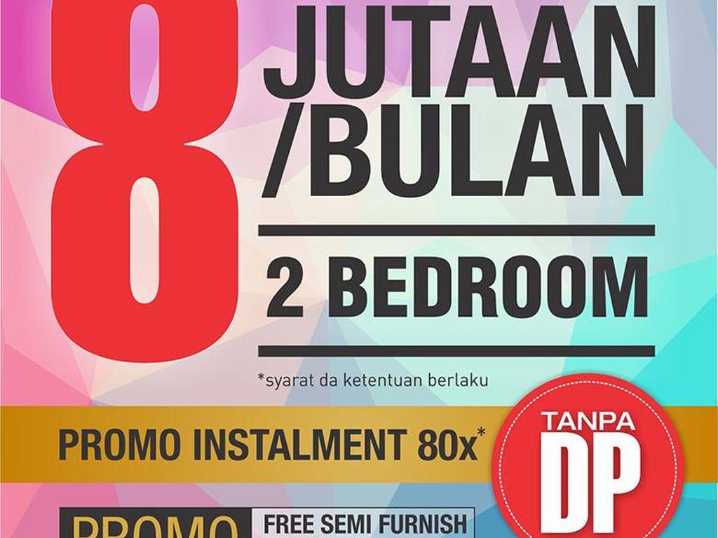 Apartemen Tanpa DP di Jakarta