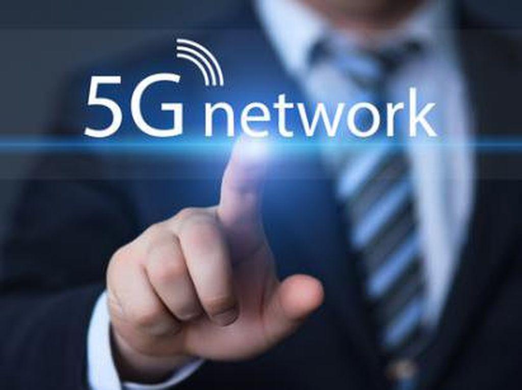 Frekuensi Emas Bisa Dipakai Gelar 5G di Indonesia