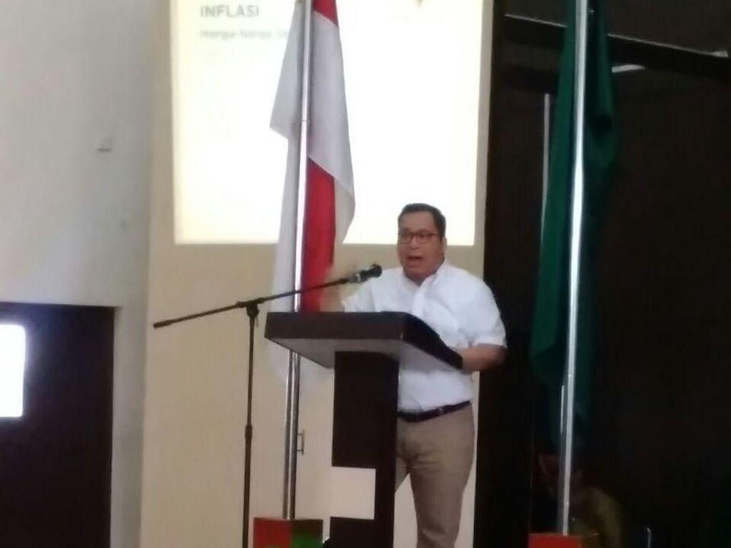 KEIN Paparkan Hasil Pemerataan Ekonomi di Era Jokowi