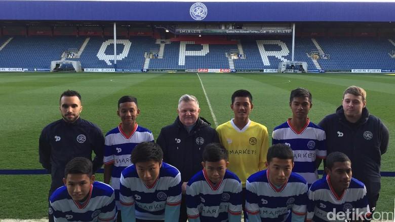 Cara QPR Ikut Peduli Perkembangan Sepakbola di ASEAN