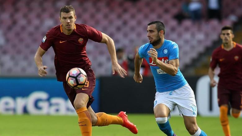 Data dan Fakta Jelang Duel Roma vs Napoli