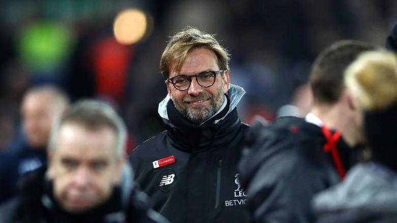 Liverpool Mungkin Jadi Klub Terakhir Klopp