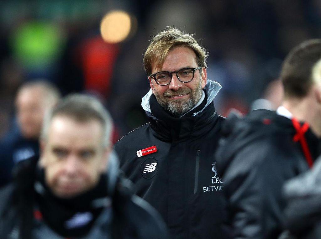Hadapi Laga Penentuan, Klopp: Rileks Saja Liverpool