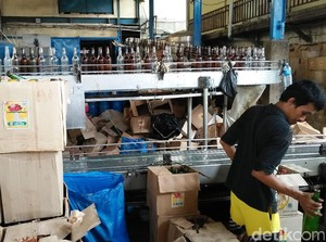 BPOM Temukan Pabrik Kecap dan Saus Ilegal di Tangerang