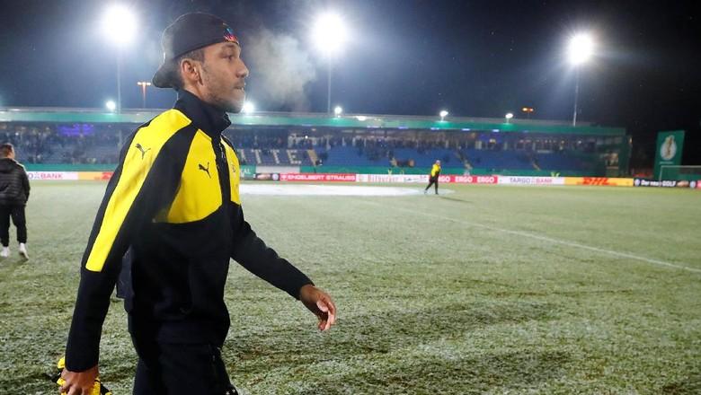 Dortmund Yakin Takkan Ditinggal Pergi Aubameyang