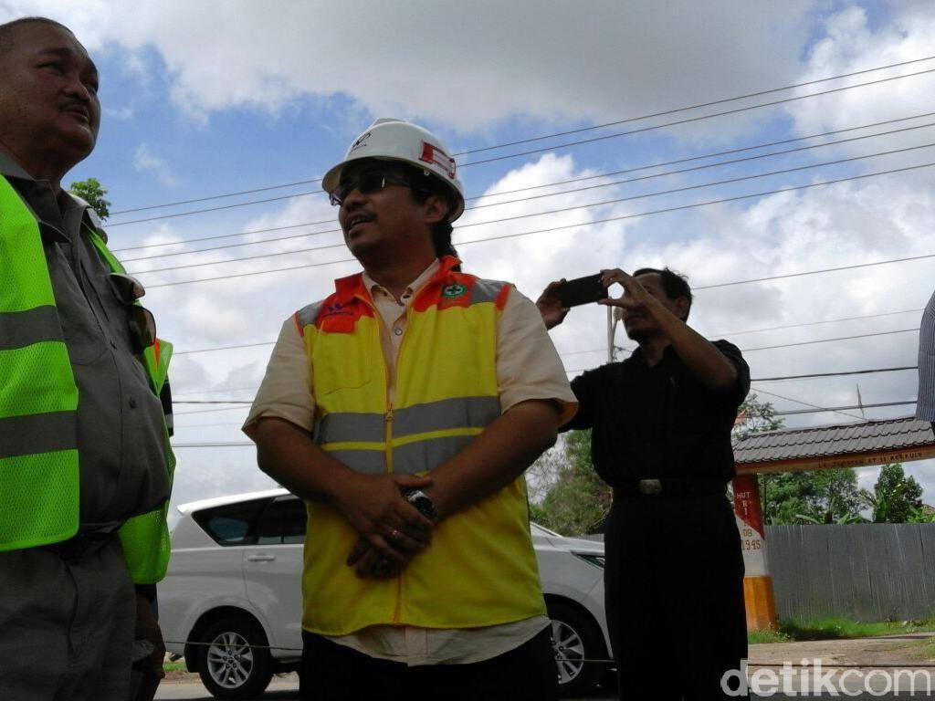 Pembangunan Fisik LRT Palembang Rampung Desember Tahun Ini