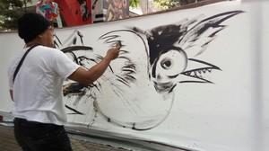 Yuk Berakhir Pekan Sambil Melukis di Pasar Seni Ancol