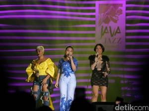 Divas Tribute to Whitney Houston Tutup Hari Pertama di BNI Java Jazz 2017
