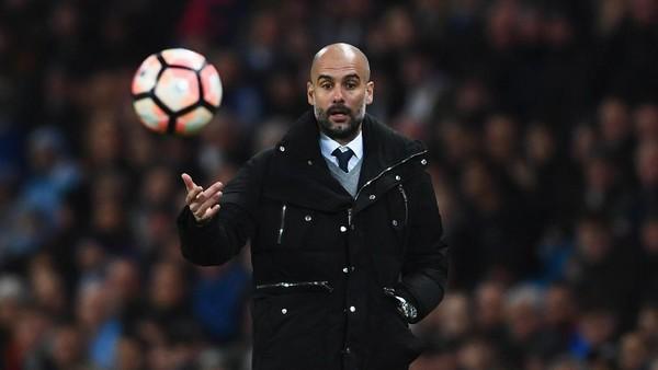 Guardiola: Serang Monaco Sebanyak Mungkin